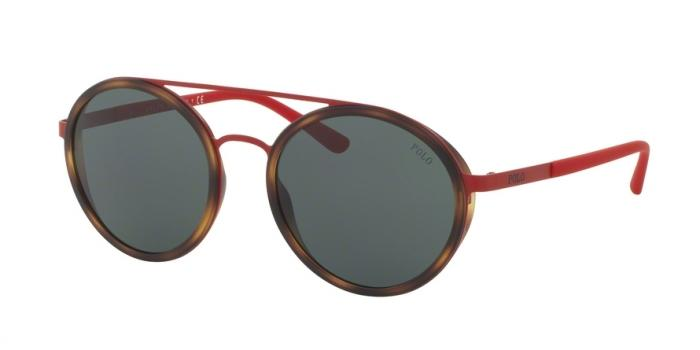 Gafas de sol Polo Ralph Lauren PH3103 931571 SEMISHINY RED - GREEN
