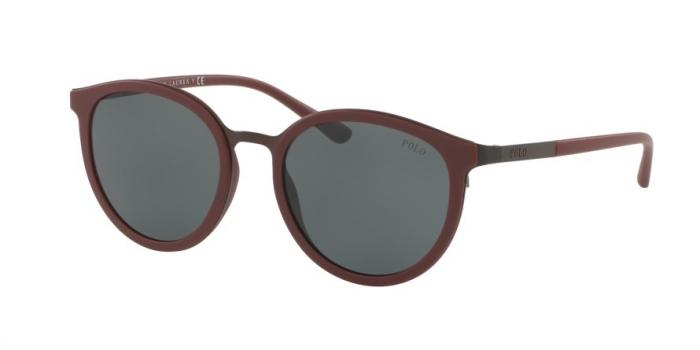 Gafas de sol Polo Ralph Lauren PH3104 931371 MATTE BROWN - GREEN