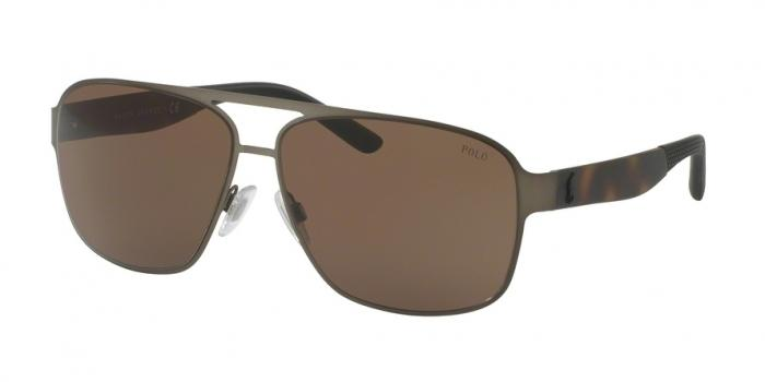 Gafas de sol Polo Ralph Lauren PH3105 912573 MATTE BROWN - BROWN