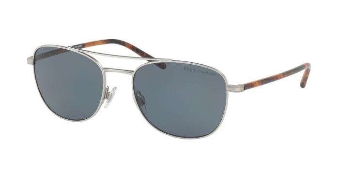 Gafas de sol Polo Ralph Lauren PH3107 932681 AGED SILVER - POLAR GREY