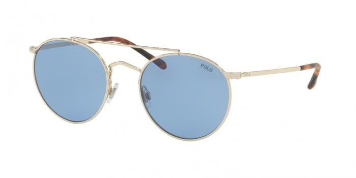 Gafas de sol Polo Ralph Lauren PH3114 911672 PALE GOLD - BLUE