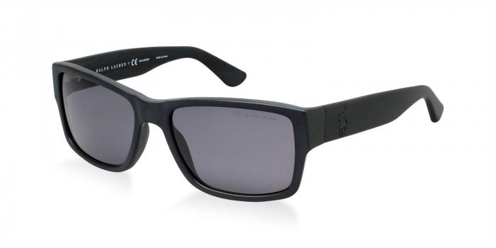 Gafas de sol Polo Ralph Lauren PH4061 500181 MATTE BLACK - POLAR GRAY