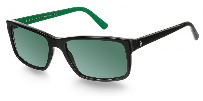 Gafas de sol Polo Ralph Lauren PH4076 526171 SHINY BLACK - GREEN