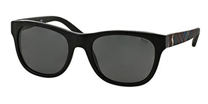 Gafas de sol Polo Ralph Lauren PH4091 549987 VINTAGE BLACK - DARK GREY