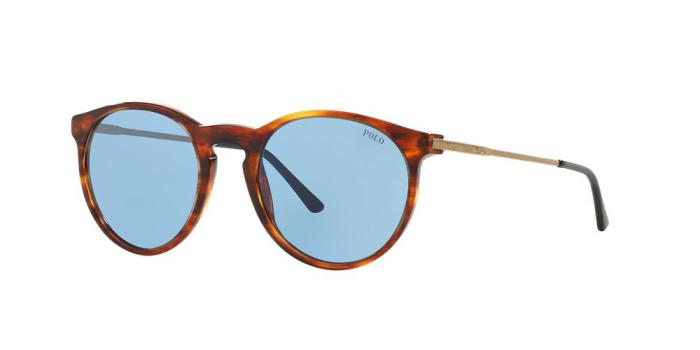 Gafas de sol Polo Ralph Lauren PH4096 500772 STRIPPED HAVANA - AZURE