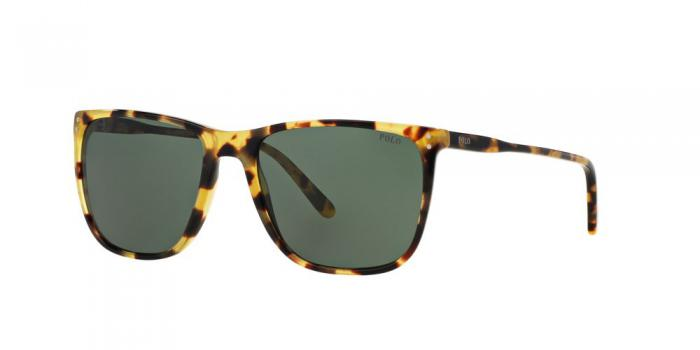 Gafas de sol Polo Ralph Lauren PH4102 500471 SPOTTY TORTOISE - GREEN