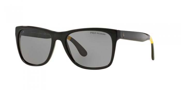 Gafas de sol Polo Ralph Lauren PH4106 556781 SHINY BLACK - POLAR GREY