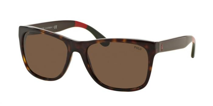 Gafas de sol Polo Ralph Lauren PH4106 556873 SHINY DARK HAVANA - BROWN