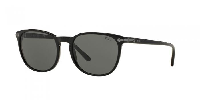 Gafas de sol Polo Ralph Lauren PH4107 500187 SHINY BLACK - GRAY