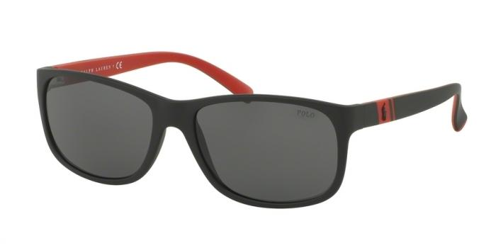 Gafas de sol Polo Ralph Lauren PH4109 524787 MATTE BLACK - GREY