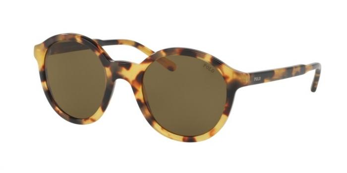 Gafas de sol Polo Ralph Lauren PH4112 500473 SHINY SPOTTY HAVANA - OLIVE