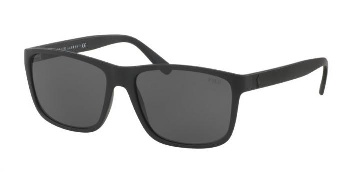 Gafas de sol Polo Ralph Lauren PH4113 528487 MATTE BLACK - DARK GREY