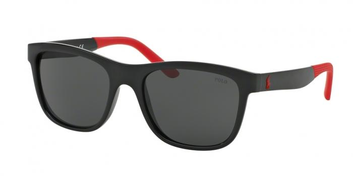 Gafas de sol Polo Ralph Lauren PH4120 500187 SHINY BLACK - GRAY
