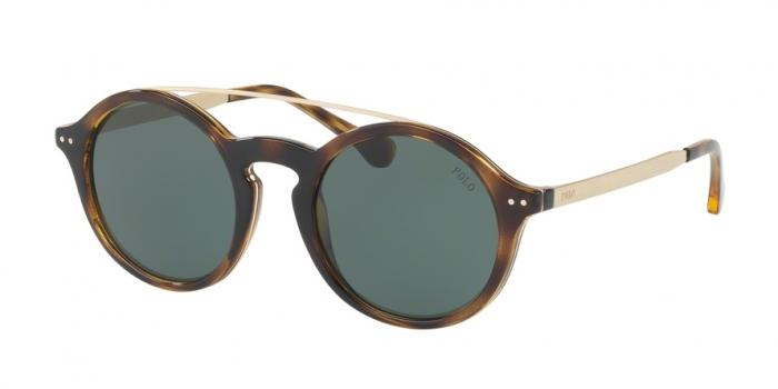 Gafas de sol Polo Ralph Lauren PH4122 500371 DARK HAVANA - GREEN