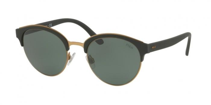 Gafas de sol Polo Ralph Lauren PH4127 564171 DEMISHINY YELLOW GOLD - GREEN
