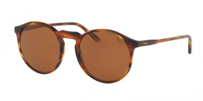Gafas de sol Polo Ralph Lauren PH4129 500773 STRIPED HAVANA - BROWN