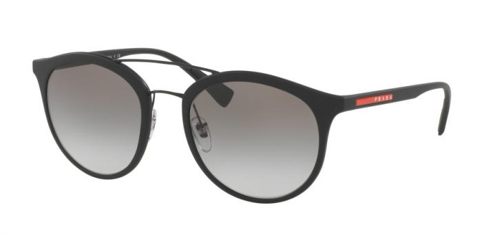 Gafas de sol Prada Linea Rossa PS 04RS DG00A7 BLACK RUBBER - GREY GRADIENT