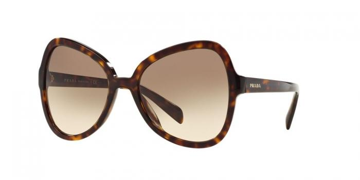 Gafas de sol Prada PR 05SS 2AU3D0 HAVANA - LIGHT BROWN GRAD LIGHT GREY