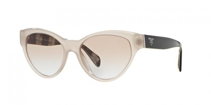 Gafas de sol Prada PR 08SS UFH4S2 OPAL BEIGE - LIGHT BLUE GRAD LIGHT BROWN