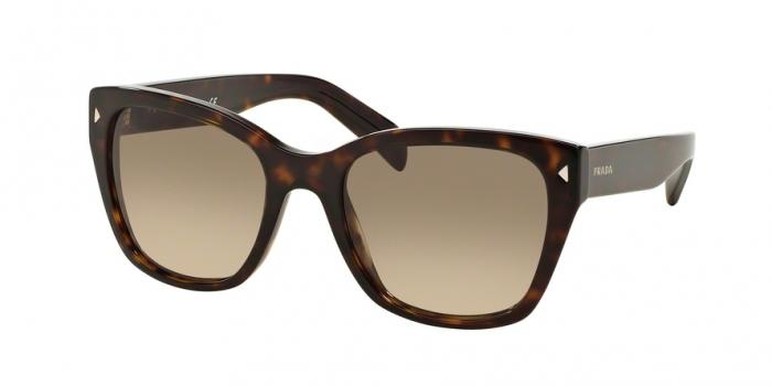 Gafas de sol Prada PR 09SS 2AU3D0 HAVANA - LIGHT BROWN GRAD LIGHT GREY