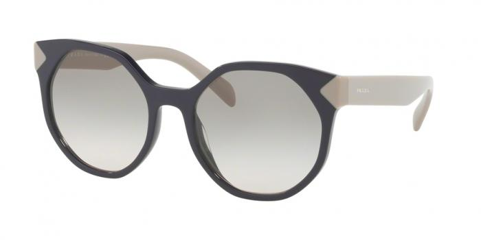 Gafas de sol Prada PR 11TS VIN5J2 VIOLET - LIGHT BROWN GRAD LIGHT GREEN