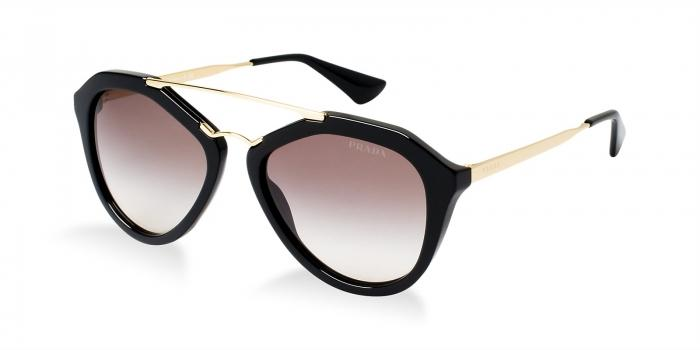 Gafas de sol Prada PR 12QS CINEMA 1AB0A7 BLACK - GREY GRADIENT