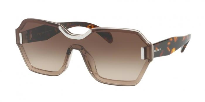 Gafas de sol Prada PR 15TS VIQ6S1 LIGHT BROWN - BROWN GRADIENT