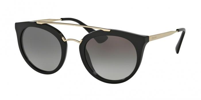 Gafas de sol Prada PR 23SS CINEMA 1AB0A7 BLACK - GREY GRADIENT