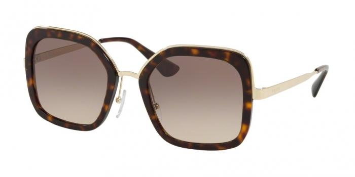 Gafas de sol Prada PR 57US 2AU3D0 HAVANA - BROWN GRADIENT GREY