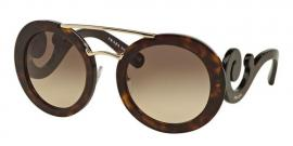Gafas de Sol Prada PR 13SS 2AU3D0 HAVANA - LIGHT BROWN GRAD LIGHT GREY