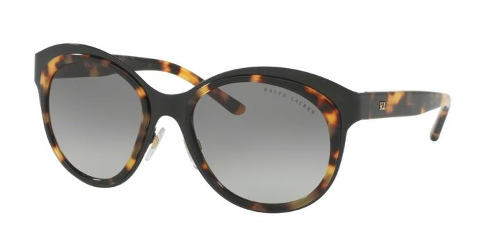 Gafas de sol Ralph Lauren RL7051 900311 SHINY BLACK - GRADIENT GREY