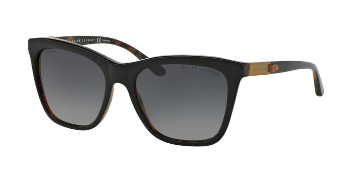 Gafas de sol Ralph Lauren RL8151Q 5260T3 TOP BLACK/JERRY HAVANA - POLAR GRADIENT GREY