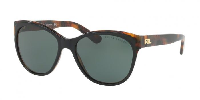 Gafas de sol Ralph Lauren RL8156 526071 TOP BLACK/HAVANA JERRY - BOTTLE GREEN