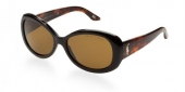 Gafas de Sol Ralph Lauren RL8056 525873 BLACK BROWN