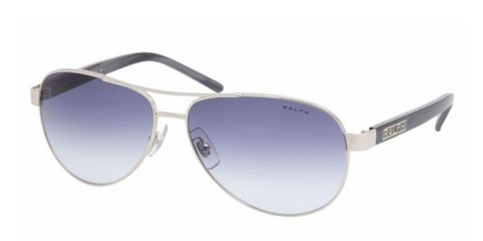 Gafas de sol Ralph RA4004 102/19 LIGHT SILVER - BLUE GRADIENT