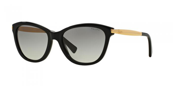 Gafas de sol Ralph RA5201 126511 BLACK/GOLD - GREY GRADIENT