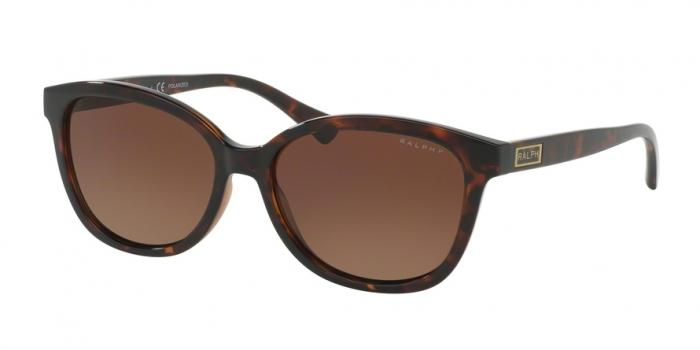 Gafas de sol Ralph RA5222 1378T5 DARK TORTOISE - BROWN GRADIENT POLARIZED