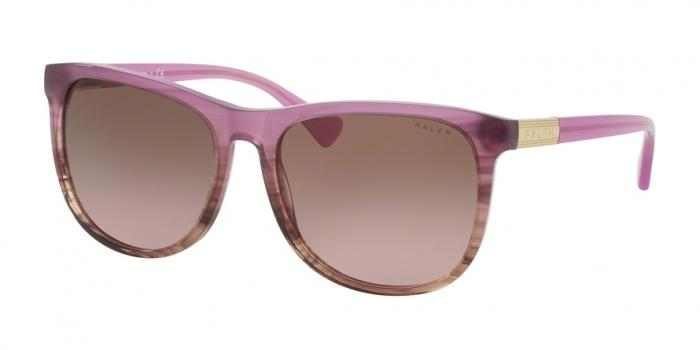 Gafas de sol Ralph RA5224 162814 BERRY HORN GRADIENT/ BERRY HRN - BROWN ROSE GRADIENT