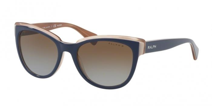 Gafas de sol Ralph RA5230 1648T5 NAVY HORN - BROWN GRADIENT POLARIZED