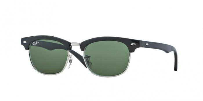 Gafas de sol Ray-Ban Junior RJ9050S 100/71 BLACK - GREEN