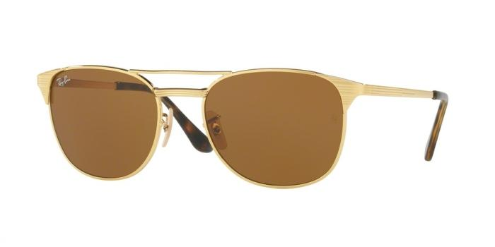 Gafas de sol Ray-Ban RB3429M SIGNET 001/33 GOLD - BROWN