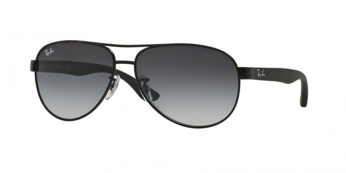 Gafas de sol Ray-Ban RB3457 006/8G MATTE BLACK - GRAY GRADIENT