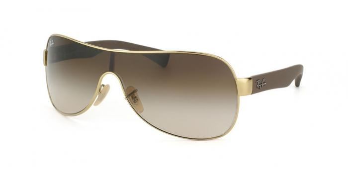 Gafas de sol Ray-Ban EMMA RB3471 001/13 ARISTA - BROWN GRADIENT