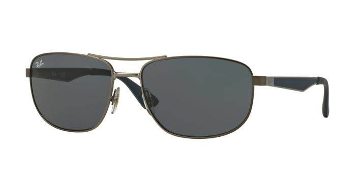 Gafas de sol Ray-Ban RB3528 029/87 MATTE GUNMETAL - DARK GREY