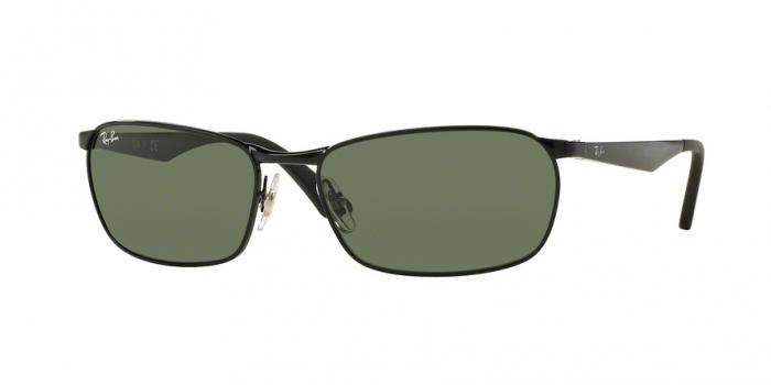 Gafas de sol Ray-Ban RB3534 2 BLACK - GREEN