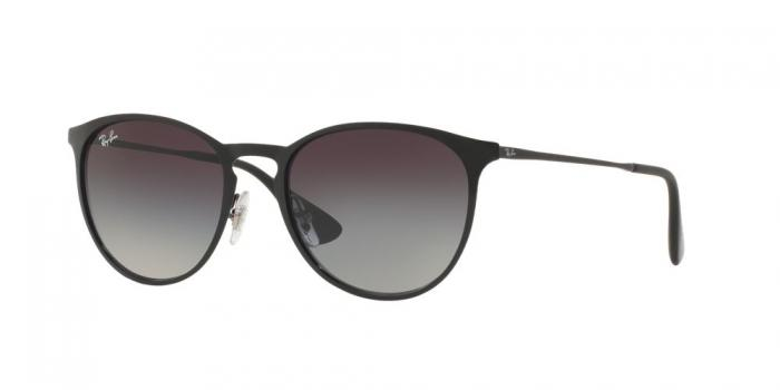 Gafas de sol Ray-Ban RB3539 ERIKA METAL 002/8G BLACK - GRAY GRADIENT