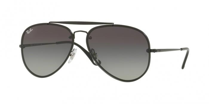 Gafas de sol Ray-Ban RB3584N 153/11 DEMI GLOS BLACK - GREY GRADIENT DARK GREY