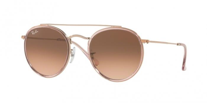 Gafas de sol Ray-Ban RB3647N 9069A5 PINK - PINK GRADIENT BROWN