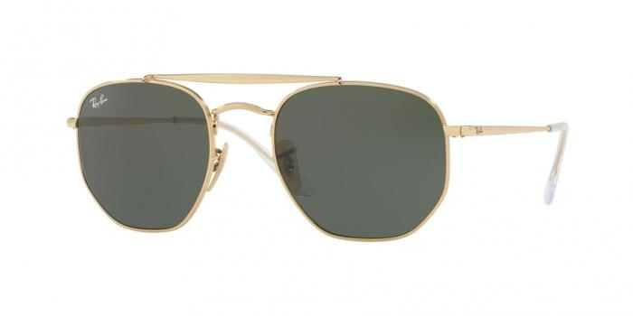 Gafas de sol Ray-Ban RB3648 1 GOLD - GREEN