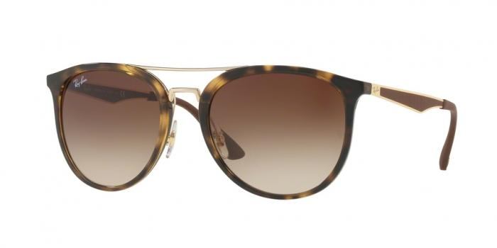Gafas de sol Ray-Ban RB4285 710/13 LIGHT HAVANA - BROWN GRADIENT